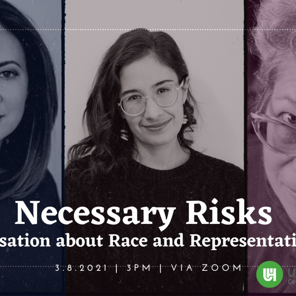 Necessary Risks Panel Facebook Cover